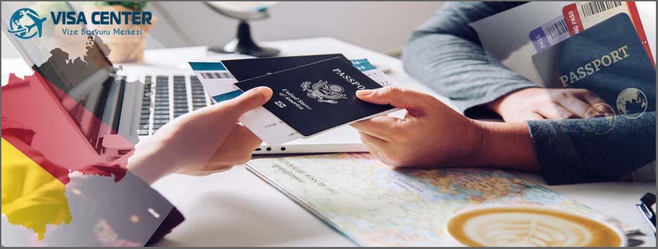 Almanya vize evrakları ve ücreti