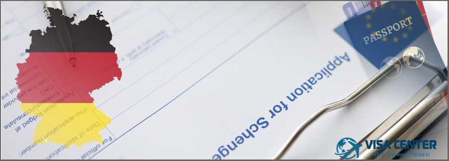 Almanya Vize Başvuru Formu 1 – almanya vize formu 1