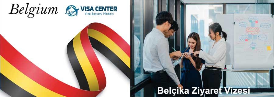 Belçika Vize Başvurusu 1 – belcika ziyaret vizesi