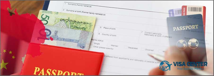 Çin Vize Başvuru İşlemleri 3 – cin vize ucreti