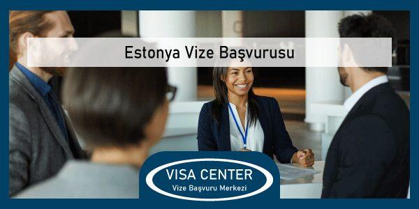 Estonya Vize Basvurusu