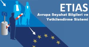 Türk Vatandaşları için ETIAS Sistemi Üzerinden Kayıt 1 – etias tr