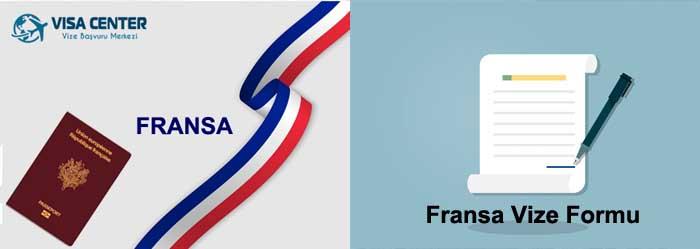 Fransa Vizesi Gerekli Evraklar 2021 1 – fransa vize formu