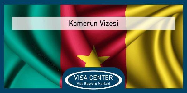 Kamerun Vizesi