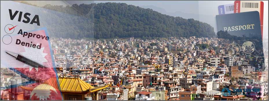 Nepal Vize Başvurusu 1 – nepal turistik vize