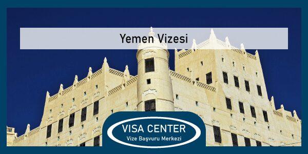 Yemen Vizesi